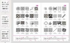 Ein Geschenk für Dich - 180 Zentangle® Muster-Katalog