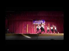 VIDYARANYA KANNADA KUTA: GANESHA HABBA 2013: DANCE MEDLEY: KANNADA SONGS