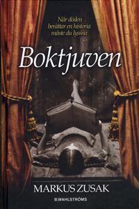 http://www.adlibris.com/se/product.aspx?isbn=9132154119 | Titel: Boktjuven - Författare: Markus Zusak - ISBN: 9132154119 - Pris: 189 kr