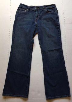 e961e89fdd6 7 For All Mankind Bootcut Jeans Women s Size 24 Dark Wash Stretch Denim