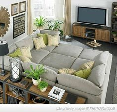Now that's a couch to veg on!