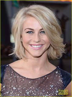 Julianne Hough - People's Choice Awards 2013 Red Carpet | julianne hough peoples choice 2013 17 - Photo Gallery | Just Jaredhair