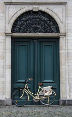 дневник дизайнера: Восхитительно красивые двери в Париже!