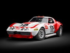 968 Chevrolet Corvette L-88 Racing Car