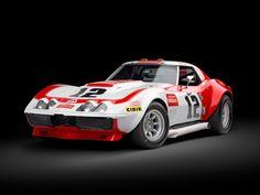 968 Chevrolet Corvette L-88 Racing Car
