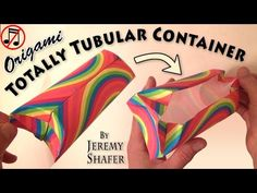 Totally Tubular Container (no music) - YouTube