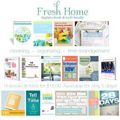 Fresh Home Digital ebook bundle
