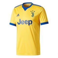 Juventus Koszulka Wyjazdowych 2017-2018