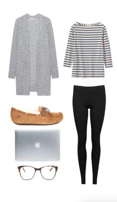 Creating An Awesome Workday That Works For You & A Look At What I Do All Day — From Roses – Work from home outfit Stylish Work Outfits, Work Casual, Casual Outfits, Girly Outfits, Fashion Outfits, Fashion Looks, Work Fashion, Trendy Fashion, Study Outfit