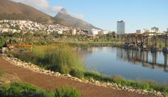 A beautiful natural space in the middle of the city. Urban Park, Cape Town, Middle, Tours, River, Space, Google Search, City, Natural