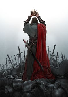 ArtStation - Emperor of Thorns, Jason Chan