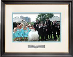 Framed-Wedding-Party