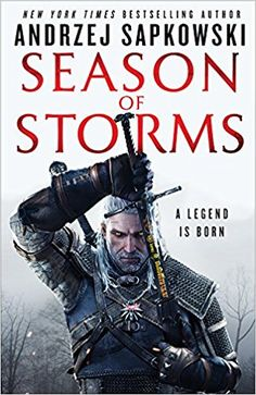 The Witcher returns! A brand new novel set in the early days of The Witcher saga - the inspiration behind the bestselling series of games! The witcher whose mission is to protect ordinary peop Reading Online, Books Online, Good Books, Books To Read, Sword Of Destiny, The Winds Of Winter, The Last Wish, The Witcher Books, Fantasy Books