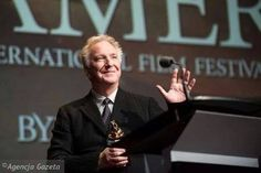 Alan Rickman-International Film Festival of the Art of Cinematography Camerimage-15-11-2014, Poland.