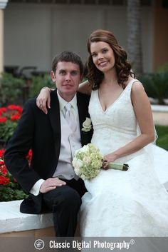 Crown Plaza San Marcos Hotel Wedding Photos  | Image by Classic Digital Photography®, LLC, Gilbert, Arizona