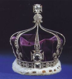 Royal Crown of Queen Mary