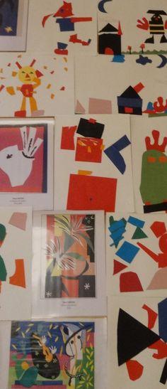 Depuis la rentrée 2017, la Fondation Solange Bertrand développe son dispositif C.L.A.S. (Contrat Local d'Accompagnement à la Scolarité) pour les tout petits !  En effet, c'est à l'école maternelle des 4 Vents que nous avons travaillé à la manière de Henri Matisse... C'est avec un grand plaisir que les enfants ont réalisé des œuvres hautes en couleurs !