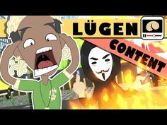 So machen YouTuber durch BETRUG Klicks! | Ep. 03b | #BroadcastMyAss - YouTube Generation Z, Youtuber, Videos, Animation, Comic Books, Comics, Cover, Tutorials, Make Up