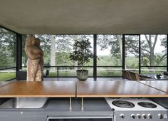 The-Glass-House-Philip-Johnson-New-Canaan-Connecticut-Matthew-Williams-Remodelista-27