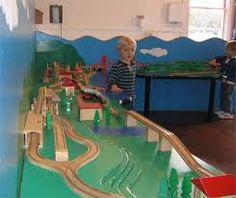 diy wooden railway - Hledat Googlem