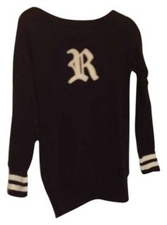 8ae30147 Rugby Ralph Lauren Black Sweater Tunic Size 2 (XS) 64% off retail
