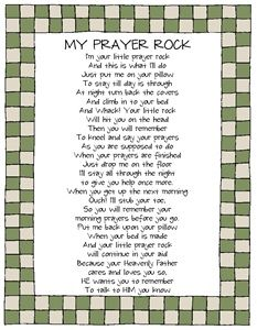 my prayer rock colorjpg 233300 pixels
