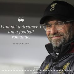 Klopp spent his entire playing career with one team. He was at German Mainz 05 for 12 years before starting to manage the team for another seven. Liverpool Anfield, Liverpool Football Club, Juergen Klopp, Liverpool Fc Wallpaper, European Soccer, Sports Clubs, Chelsea Fc, Tottenham Hotspur, Frases