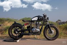 This new build from KR Customs is proof that Royal Enfield should build a Classic 500 Bobber