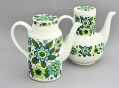 Jessie Tait variations for Midwinter Pottery by robmcrorie, via Flickr
