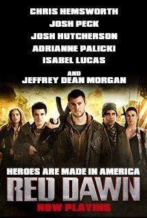 Red Dawn (2012) - I LOVED this one...that Josh (Peck) sure had grown up!