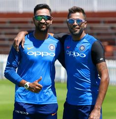 India vs New Zealand Hardik Pandya Feels Proud of Elder Brother, Krunal Mumbai Indians Ipl, Ms Dhoni Wallpapers, Ms Dhoni Photos, India Cricket Team, Cricket Match, Cricket Sport, Photos Hd, Man Of The Match, Brothers In Arms