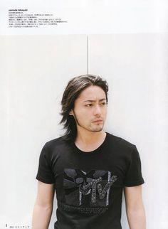 Yamada Takayuki ♥