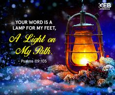 christmas scripture psalms 119105 - Christmas Scriptures