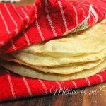 Mexican Cooking, Mexican Food Recipes, Vegan Recipes, Cooking Recipes, Ethnic Recipes, Vegan Meals, Tortilla Bread, Homemade Flour Tortillas, Latin Food