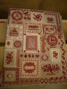 redwork...love it