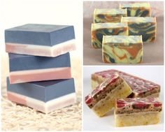 Soap QueenSunday Night Spotlight: Natural Colorants