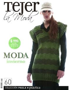 Foto: Knitting Magazine, Crochet Magazine, Knitting Books, Crochet Books, Moda Crochet, Catalogue, Pullover, Sweaters, Dresses
