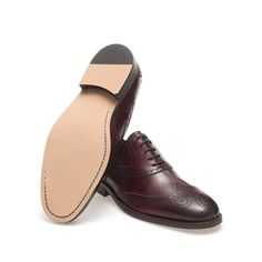 PERFORATED OXFORD SHOES - Shoes - Man | ZARA Indonesia