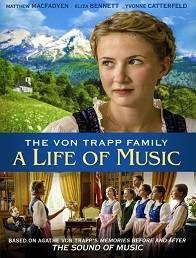 """Basada en las memorias """"Memorias antes y después del sonido de la música"""", esta película sigue inolvidable increíble viaje de la familia Von Trapp desde la perspectiva de Agathe, la hija mayor."""