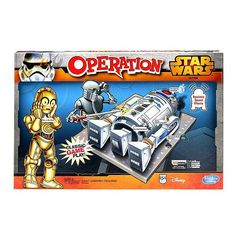 Hasbro Operation Game Star Wars Edition by Hasbro * You can get additional details at the image link.