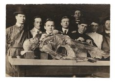 """Morbid Anatomy: """"Dissection: Photographs of a Rite of Passage in American Medicine 1880–1930,"""" Blast Books, 2009"""