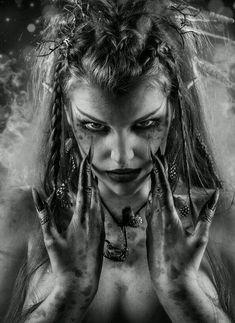 Salala Dark Gothic Art, Daenerys Targaryen