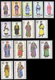 Mongolia 1969-86
