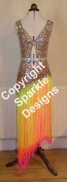 Sparkle Designs Ballroom Dresses and Latin Dresses for sale - www.sparkledesignsuk.com