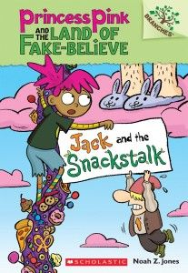 Jack and the Snackstalk   A #Granitelibraries Book Review