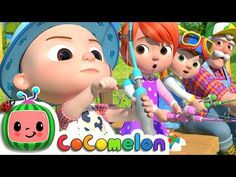 Fun Songs For Kids, Rhymes For Kids, Art For Kids, Nursery Rhymes In English, Classic Nursery Rhymes, Learning The Alphabet, Kids Learning, Abc Kids Tv, Clean Up Song