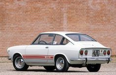 1970 FIAT 850 Sport Coupe