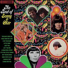 Sonny & Cher - The Best Of Sonny & Cher Vinyl LP at SoundStageDirect.com