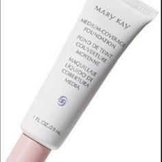 Mary Kay Medium Coverage Foundation Mary Kay Medium Coverage Foundation. Available shades - Ivory 300, Beige 300, Beige 400, Bronze 607. I have two of the Beige 300 Mary Kay Makeup