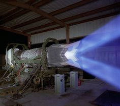 F22 Raptor Engine. It's thrust vectoring ability defines the difference between Air Superiority & Air Dominance!